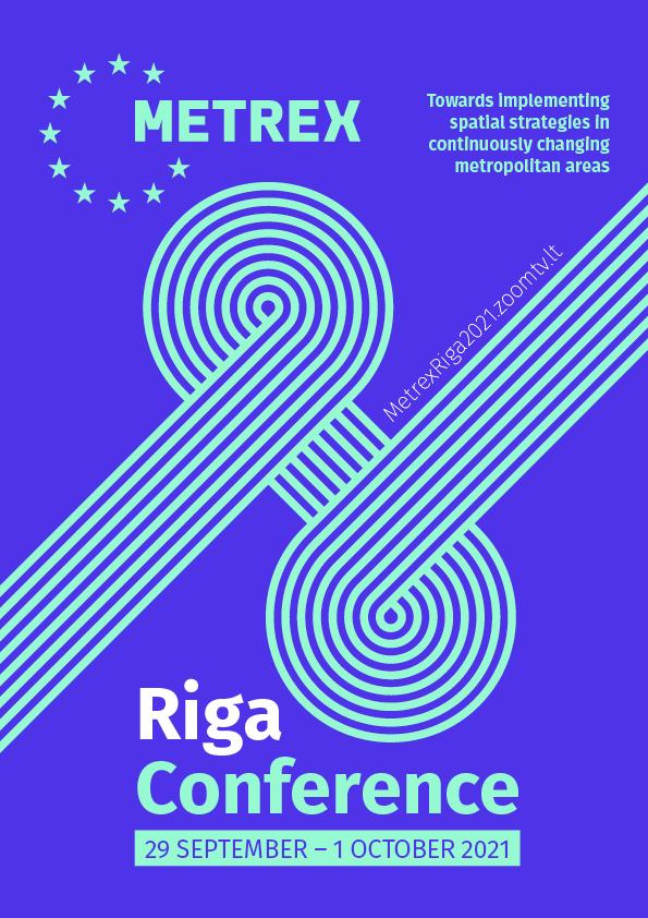 METREX Riga Conference Graphic